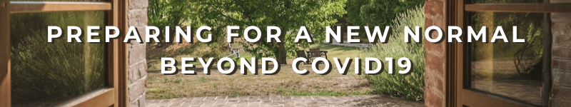 Preparing for a New Normal Beyond COVID19 – Text